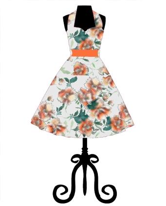 Glitch Floral TN